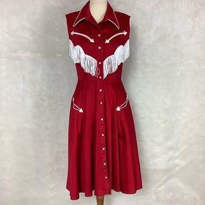 Pony Tales Custom Georgia Western Swing Dress